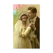 WEDDING COUPLE Decal