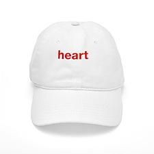 helvetica-clear Baseball Cap