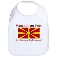 Macedonian Twin (Good Looking) Bib