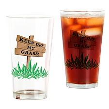 KeepOff Drinking Glass