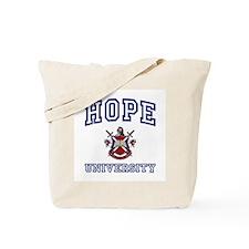 HOPE University Tote Bag