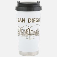 San Diego1 Stainless Steel Travel Mug