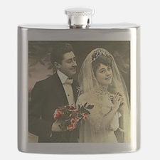 WEDDING COUPLE Flask