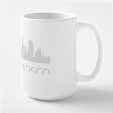 San Francisco1Bk Large Mug