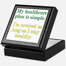 healthcare2 Keepsake Box