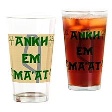 AnkhEmMaatBLN Drinking Glass