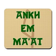 AnkhEmMaatSQU Mousepad