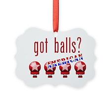 AmericanBalls_dark_crop Ornament