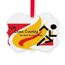 Cross Country.gif Ornament