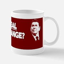 Remember Real Hope and Change Mug