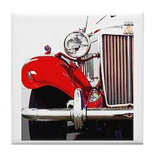 MG TD Closeup Tile Coaster
