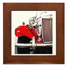 MG TD Closeup Framed Tile