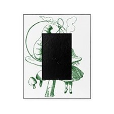 Alice and Caterpillar Green Picture Frame