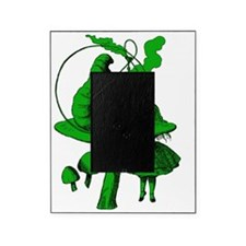 Alice and Caterpillar Green Fill Picture Frame