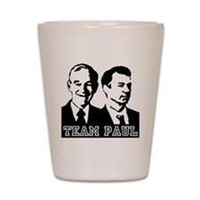 TEAMPAUL-10x10 Shot Glass