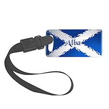 Saltire - Alba XL Luggage Tag
