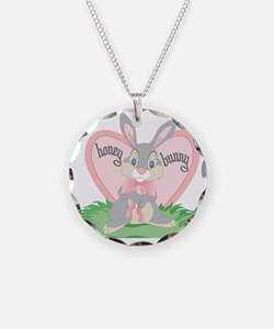 Honey Bunny Necklace