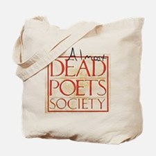 dead_poets_society copy Tote Bag