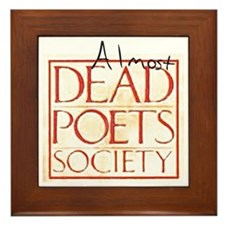 dead_poets_society copy Framed Tile