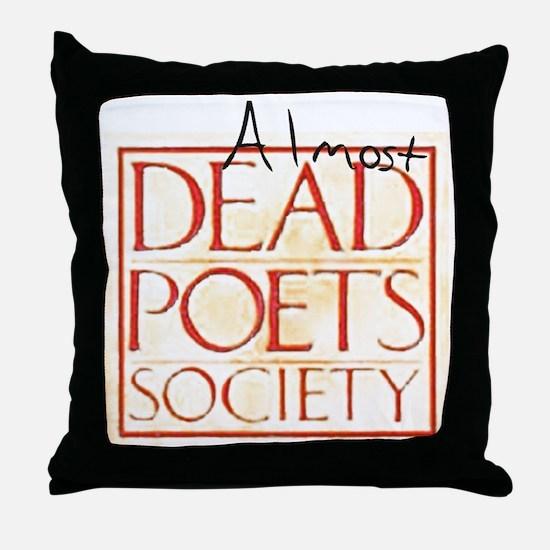 dead_poets_society copy Throw Pillow