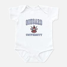 GODDARD University Infant Bodysuit