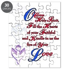 O Come Holy Spirit Puzzle