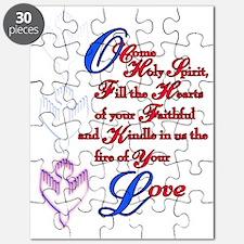 O Come Holy Spirit Puzzle