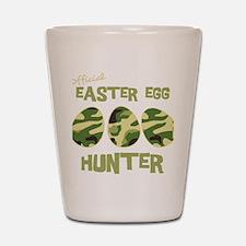 hunter_dark Shot Glass