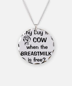 whybuythecow_breastmilkfree2 Necklace