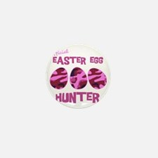 hunter_dark_girl Mini Button