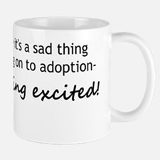 ExcitedAdoption Mug