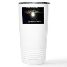 Full Moon Card Thermos Mug