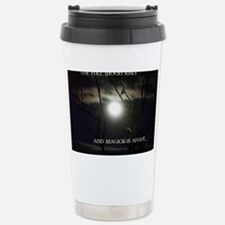 Full Moon Card Thermos Mug