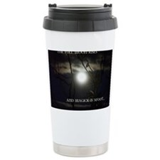 Full Moon Card Travel Mug