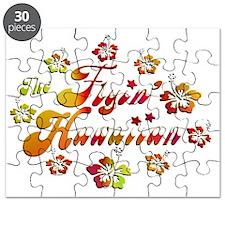2010 FH Hibiscus Colors Puzzle