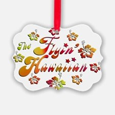 2010 FH Hibiscus Colors Ornament