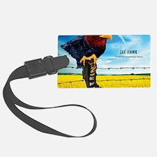 KU-Jay-Hawk Luggage Tag