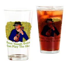 ToughGuyUke Drinking Glass