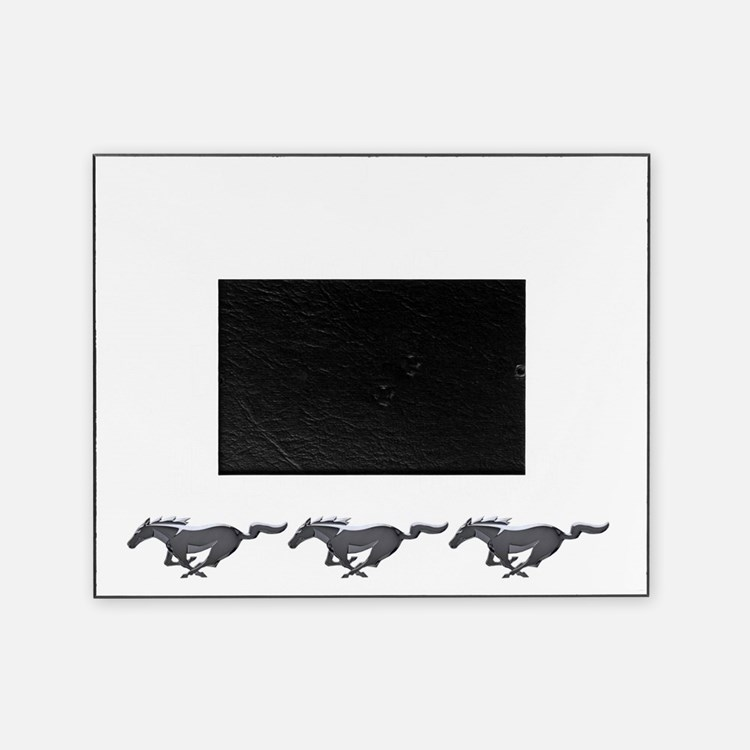 Mens mustang Picture Frame