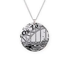 Os76 Circle Necklace