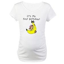 monkeygirl1stbday Shirt
