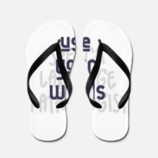 Use Your Words 2 Flip Flops