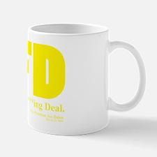 BFD - Yellow Mug