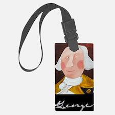 George1 Luggage Tag