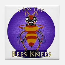 BeesKneesNBG Tile Coaster