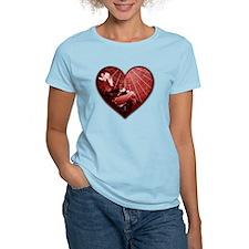 Tesla VDay Shirt T-Shirt