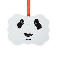 Panda Big Ornament