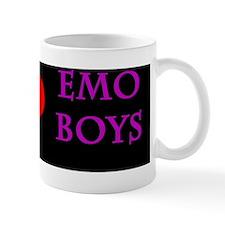EyeHeartEmoBoys Mug