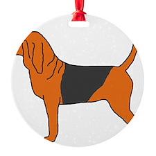 BMBloodhound Ornament