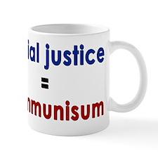 Social Justice Light Mug
